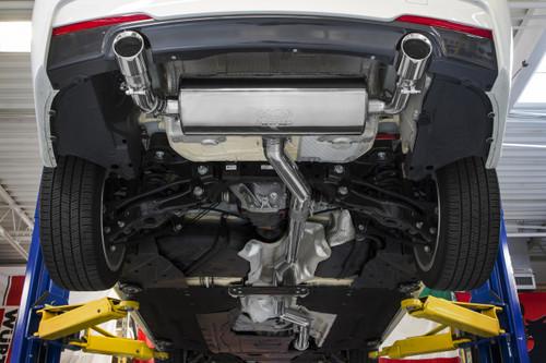 Fabspeed Bmw 335i 435i F30 F32 Valvetronic Exhaust System