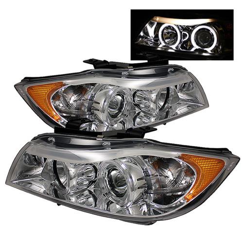 Spyder 2006-2008 BMW E90 PRE LCI Base Projector Headlights W