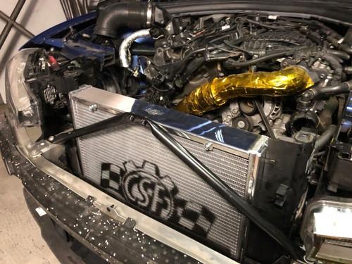 CSF BMW B58 Heat Exchanger Upgrade 8131 for BMW M140i M240i 340i 440i