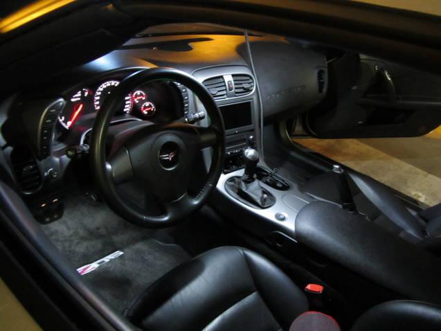 HPB C6 Chevy Corvette LED Interior Kit