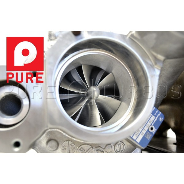 Pure Turbos Bmw N55 Stage 2 Upgrade