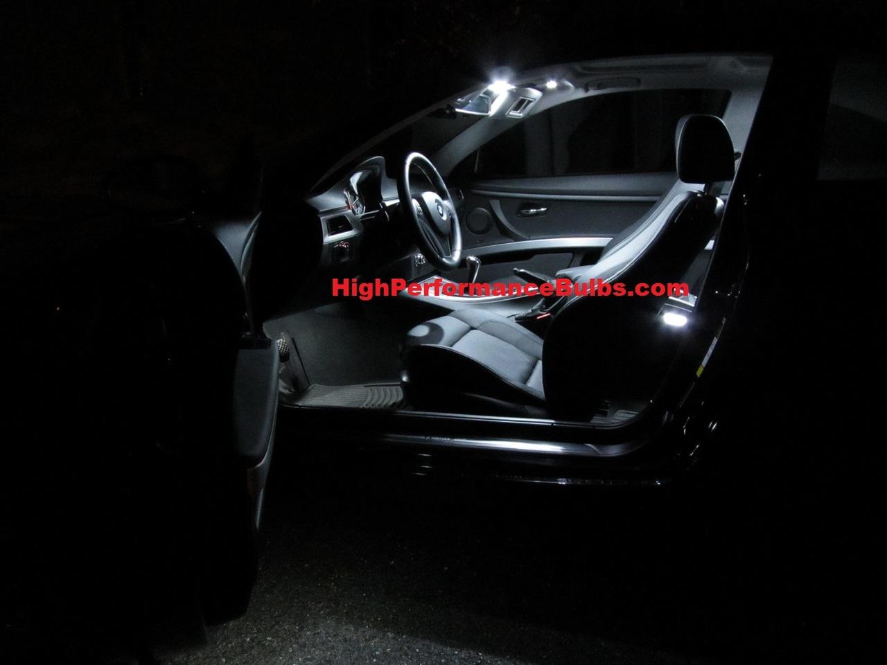 Bmw 5 Series E60 Led Interior Kit Max Output