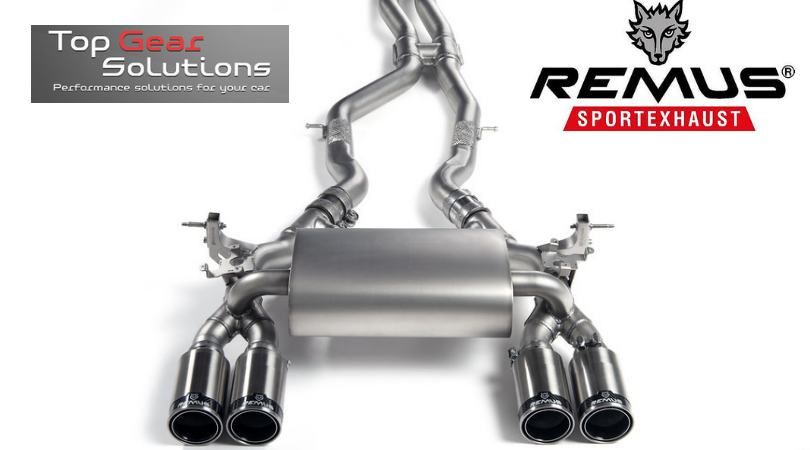 Remus Exhaust BMW M4