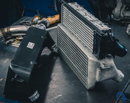 Active Autowerke Stepped Intercooler Upgrade Bmw F30 F32 F22