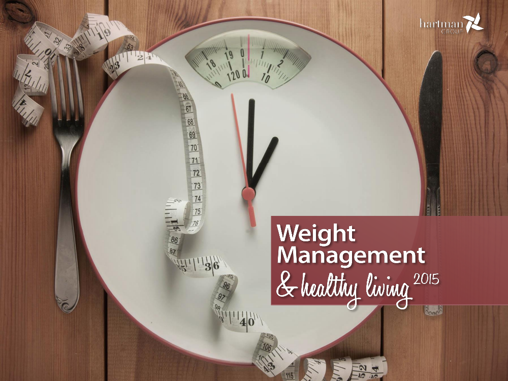 Weight Management & Healthy Living 2015
