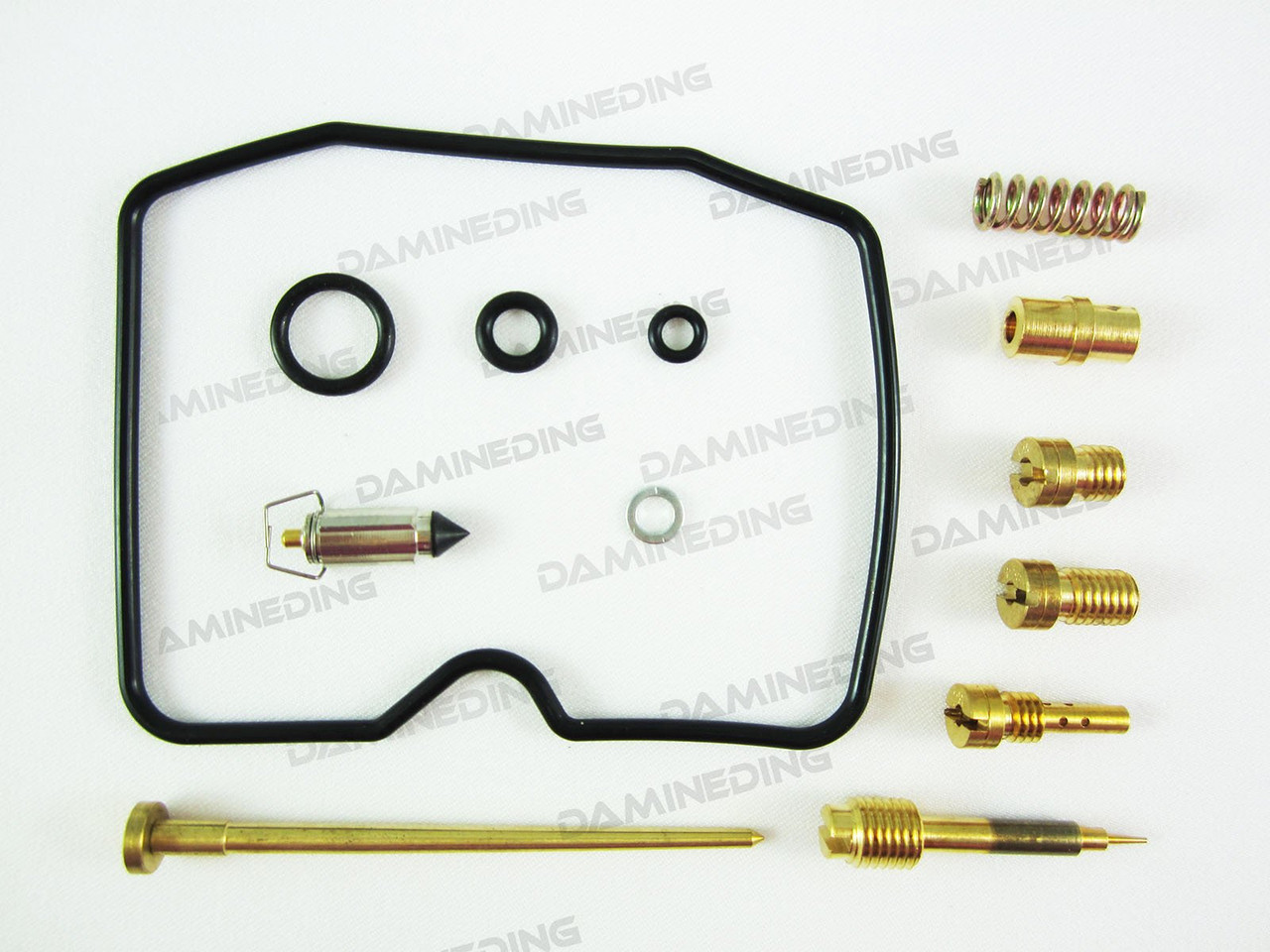 New Carburetor Repair Kit  For Kawasaki Bayou KLF400 1993-1995  Carb Kit