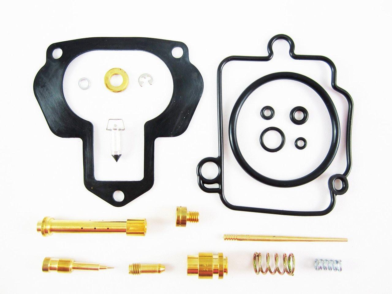 Yamaha Big Bear 350 YFM350FW Carburetor 89-97 Carb Rebuild Kit Repair YFM350 FW