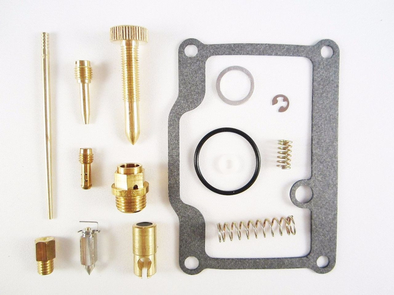 Carb Carburetor Repair Kit Polaris Sportsman 600 4x4 2003-2005