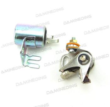 Ignition Tune Up Kit Points & Condenser  Z50 CT/SL/XL70 XL/XR7