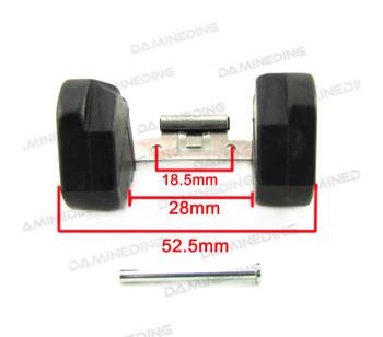 4X GS450 GS550 GS750 GS850 GS1000 GS1100 Carburetor Float & Pin for 13250-44080