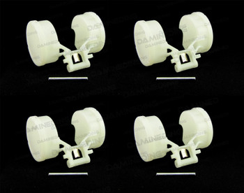 4X  Carb Carburetor Float and Pin  forment for 16031-1056 for 16031-1077