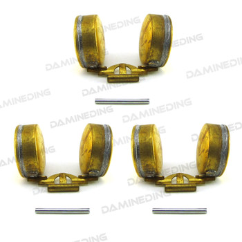 3X KD80 G3SS G4TR G5 KE100 KM100 S1 KH250 Carburetor Float & Pin for  16031-015