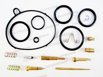 Honda High Quality Carburetor Rebuild Carb Repair Kit ATC 350X 1985-1986
