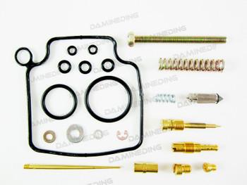 2001-2004 TRX 500 TRX500 Foreman Rubicon Carburetor Rebuild Kit Carb REPAIR