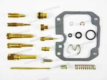 Carburetor Carb Rebuild Kit Repair For 2003-2006 Kawasaki Bayou 250 KLF250 ATV