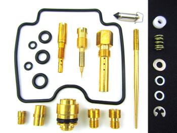 2000-2006 Yamaha 400 Kodiak 400 YFM400 Carburetor Repair REBUILD Kit Carb