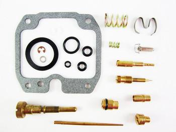 1989 1990 1991 Yamaha Moto 4 YFM250 YFM 250 Carburetor Repair REBUILD Kit Carb