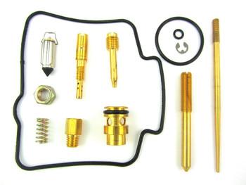 Carb Rebuild Carburetor Repair Kit 2001-2002 Kawasaki KX125 KX 125