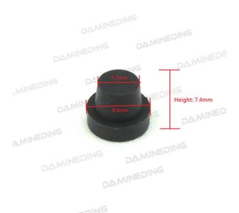 4X GS450 GS550 GS750 GS850 GS1000 GS1100 Carb Idle Passage Rubber Plugs