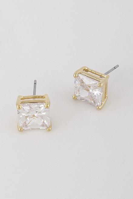 Dany Stud Earring - Gold