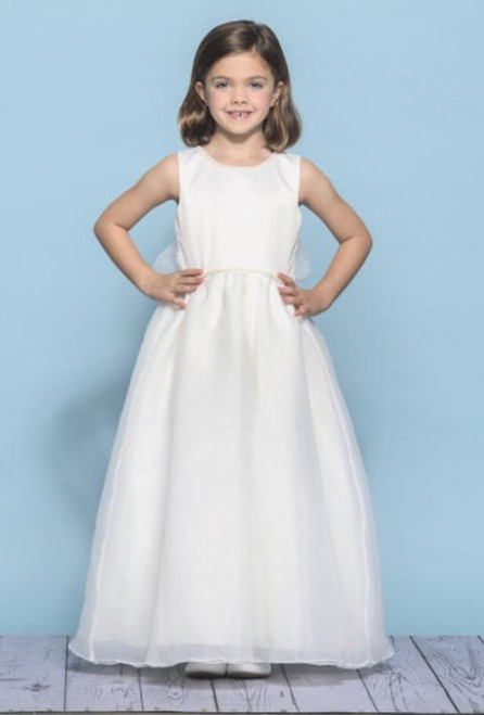 Rosebud Flowergirl Dress 5105