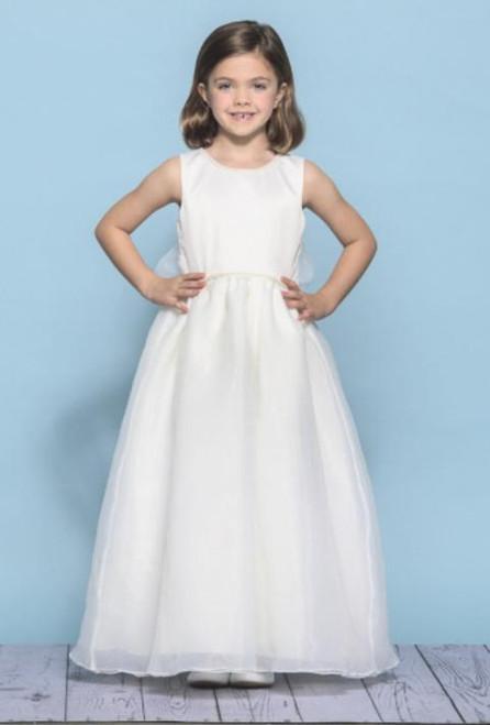 Rosebud Flowergirl Dress 5105