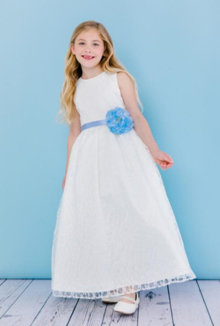 Rosebud Flowergirl Dress 5108