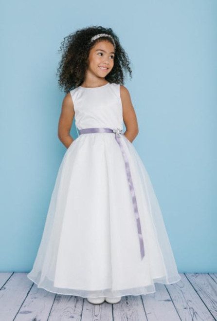 Rosebud Flowergirl Dress 5109