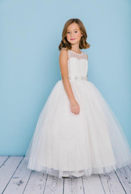 Rosebud Flowergirl Dress 5129