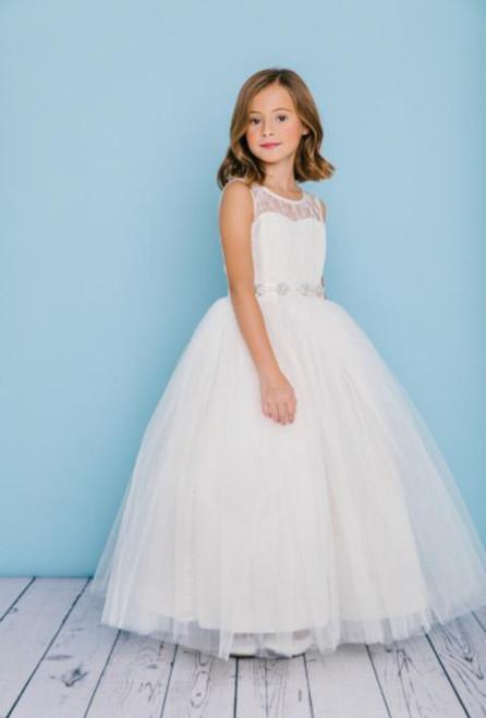 Rosebud Flowergirl Dress 5129