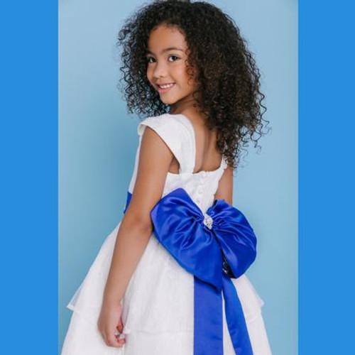 Rosebud Flowergirl Dress 5126