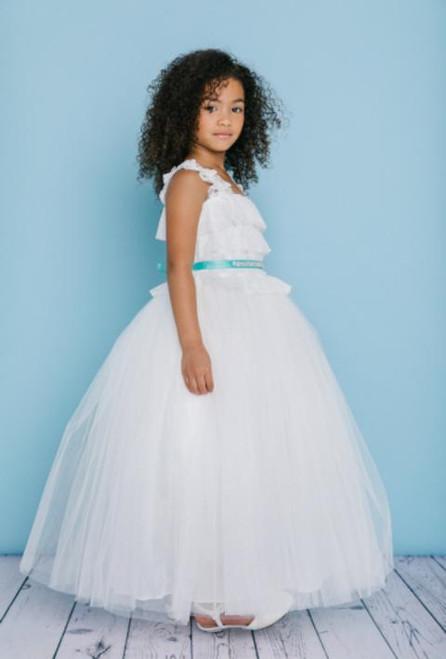 Rosebud Flowergirl Dress 5127