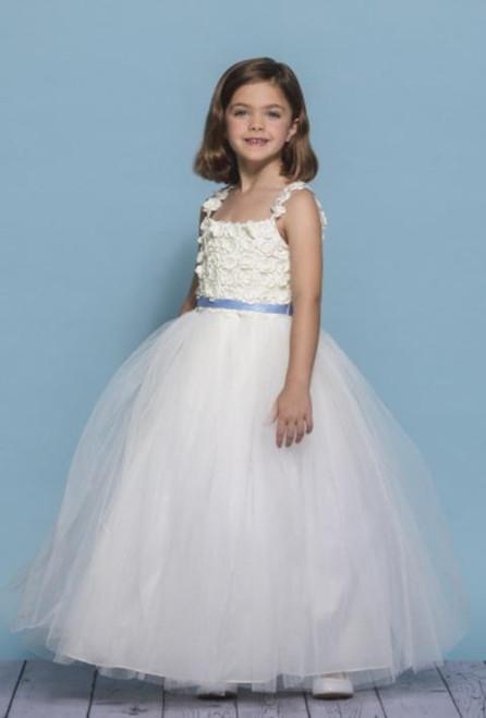 Rosebud Flowergirl Dress 5131