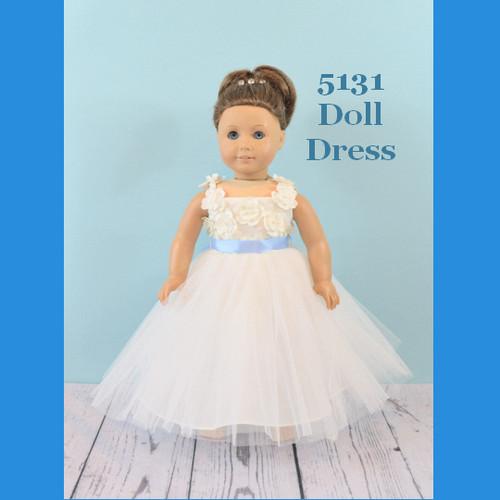 Rosebud Doll Dress 5131