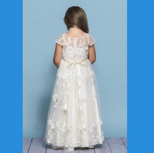 Rosebud Flowergirl Dress 5137