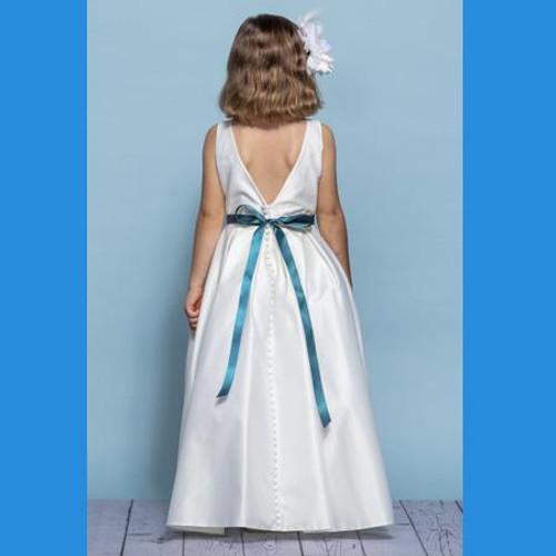 Rosebud Flowergirl Dress 5139