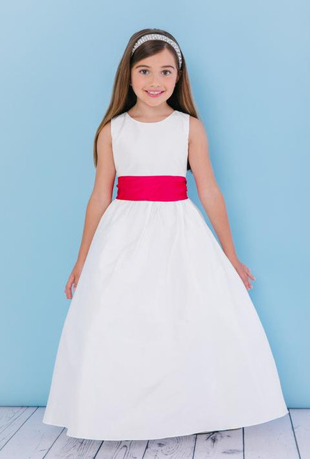 Rosebud Flowergirl Dress 5106