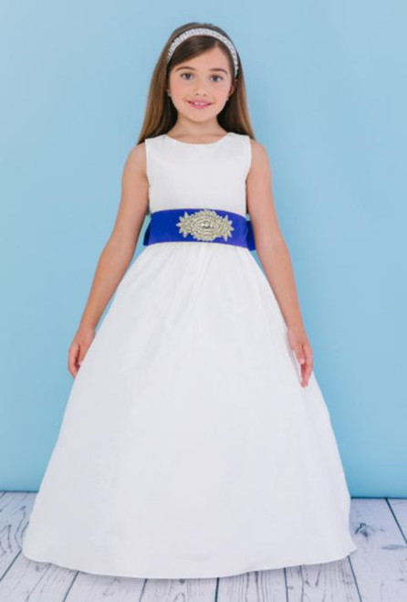 Rosebud Flowergirl Dress 5115