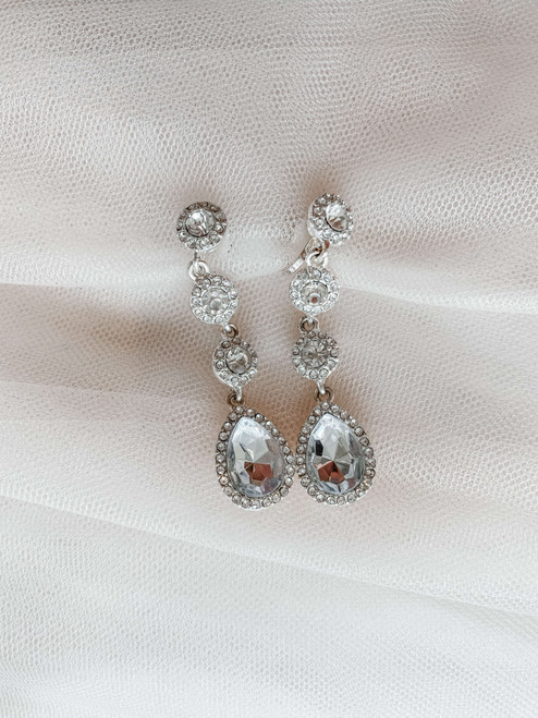 Kayla Earring {clip-on}