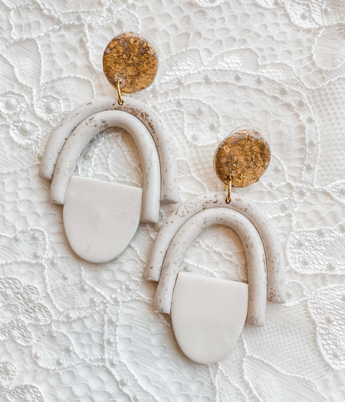 Clay & Fern Co Clay Earrings