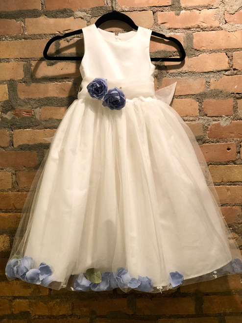 Size 4 | Us Angels | Blue Rosepetals