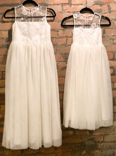 Size 5 | Dessy Girl | Ivory