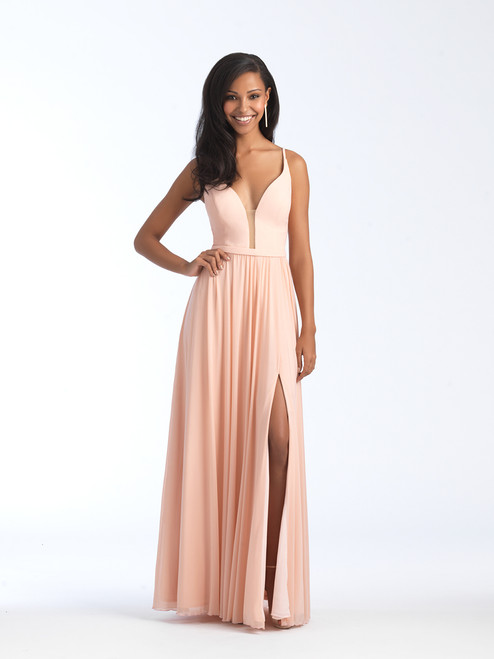 Allure Bridals Bridesmaid Dress Style 1557