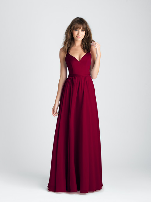 Allure Bridals Bridesmaid Dress Style 1503