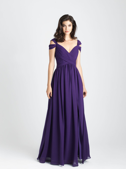 Allure Bridals Bridesmaid Dress Style 1504