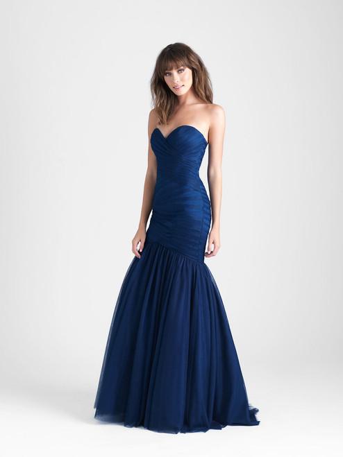 Allure Bridals Bridesmaid Dress Style 1507