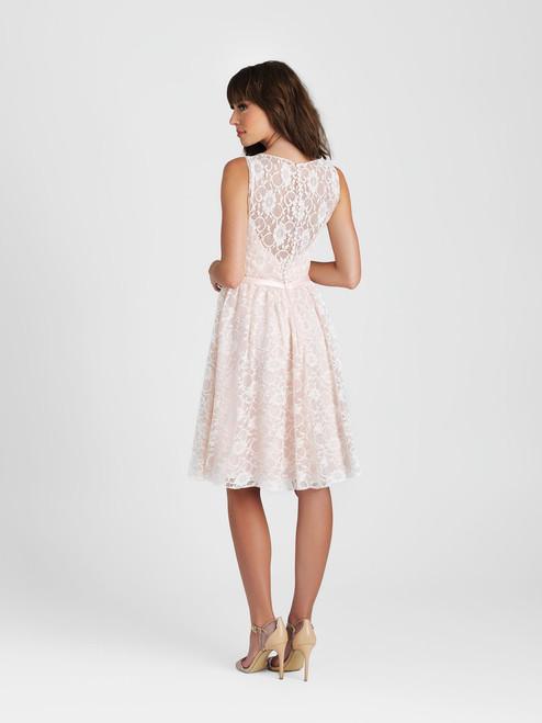 Allure Bridals Bridesmaid Dress Style 1508