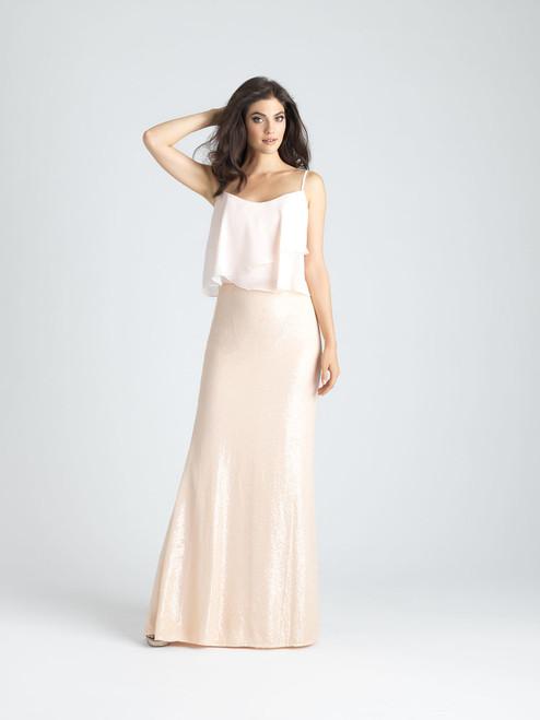 Allure Bridals Bridesmaid Dress Style 1527T