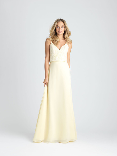 Allure Bridals Bridesmaid Dress Style 1528T