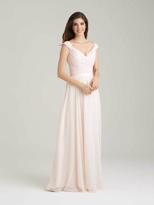 Allure Bridals Bridesmaid Dress Style 1463